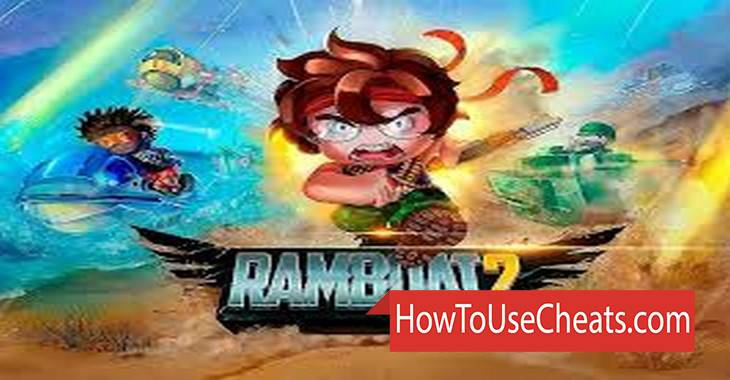 Ramboat 2 how to use Cheat Codes and Hack Coins and Gems