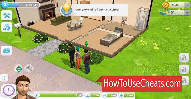 The Sims Mobile how to use Cheat Codes and Hack Coins and Money