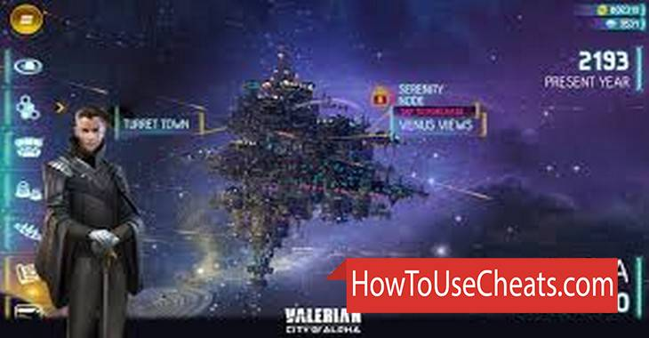 Valerian: City of Alpha how to use Cheat Codes and Hack Energy and Diamonds