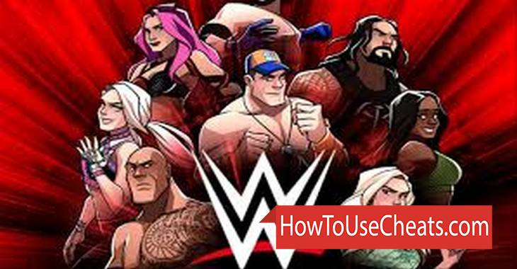 WWE Tap Mania how to use Cheat Codes and Hack Money, Energy and Gold