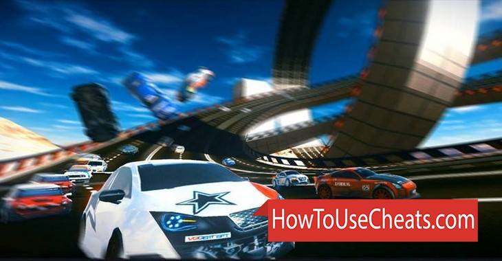 Ace Racing Turbo how to use Cheat Codes and Hack Coins and Boosters