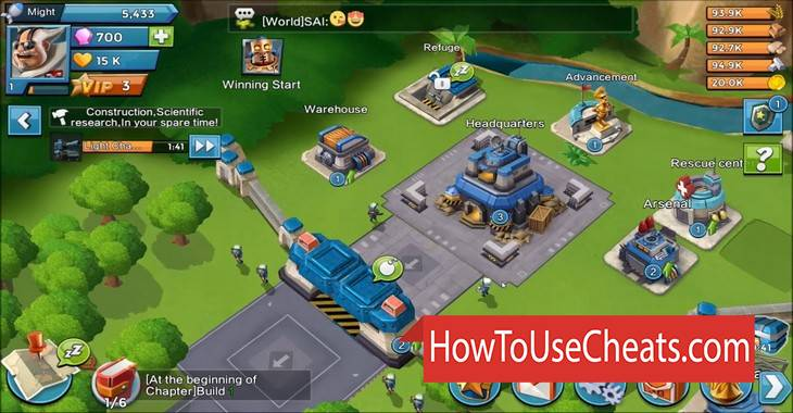 Army Of Allies how to use Cheat Codes and Hack Coins and Gems