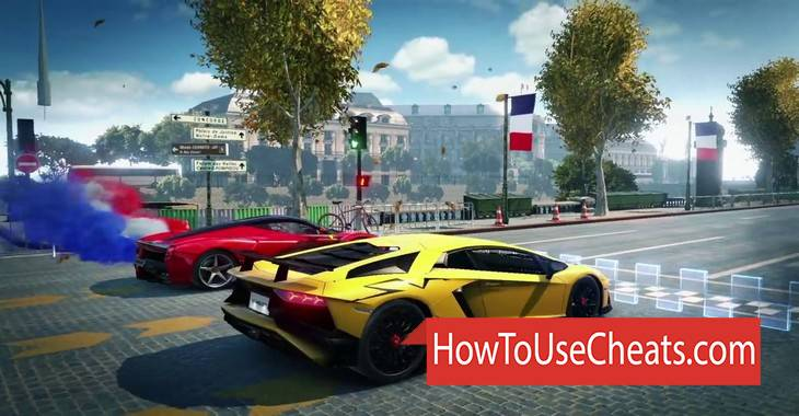 Asphalt Street Storm Racing how to use Cheat Codes and Hack Dollars and Diamonds