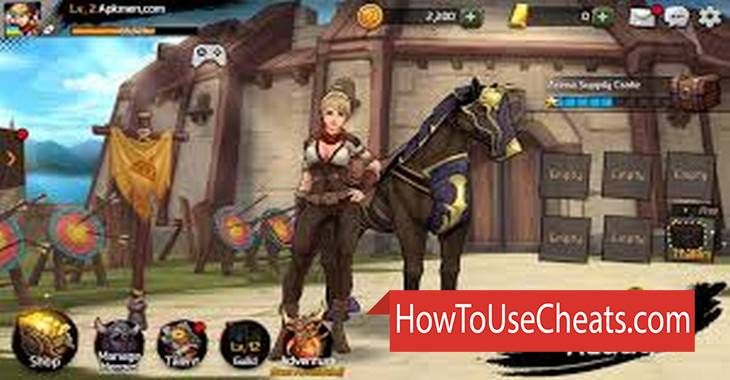 Battle of Arrow how to use Cheat Codes and Hack Money