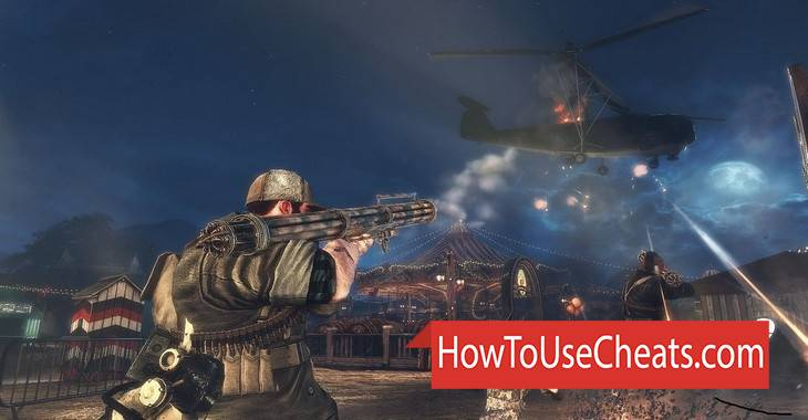 Brothers in Arms 4 how to use Cheat Codes and Hack Medals, Experience and Stars