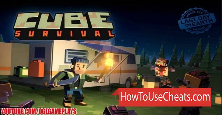 Cube Survival Story how to use Cheat Codes and Hack Coins and Boosters
