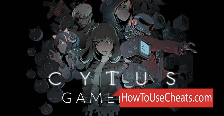 Cytus 2 how to use Cheat Codes and Hack Chapters and Heroes
