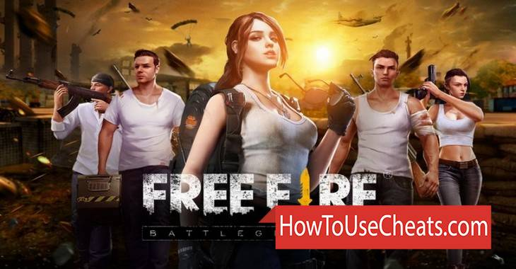 Free Fire how to use Cheat Codes and Hack Money and Medicine chests