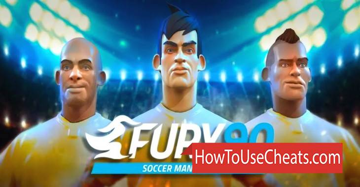 Fury 90 — Soccer Manager how to use Cheat Codes and Hack Coins, Gold, Diamonds and Silver