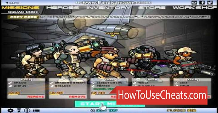 Heroes Strike how to use Cheat Codes and Hack Coins and Gems