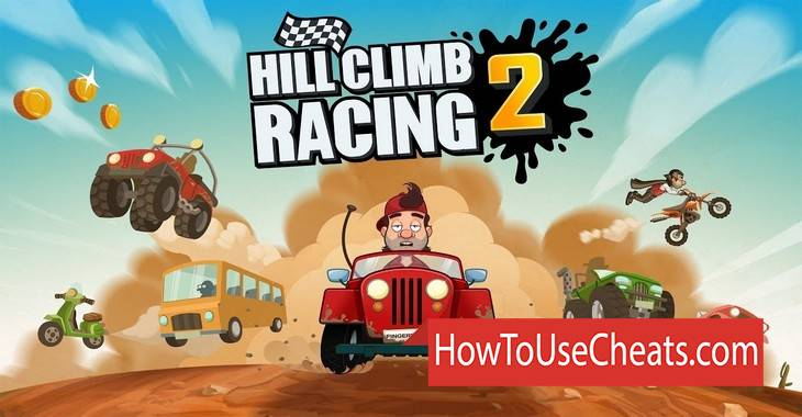 Hill Climb Racing 2 how to use Cheat Codes and Hack Coins and Gems