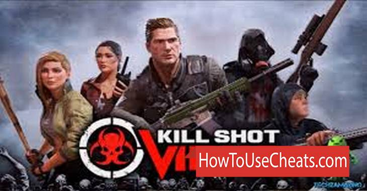 Kill Shot Virus how to use Cheat Codes and Hack Gold and Money