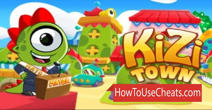Kizi Town how to use Cheat Codes and Hack Money
