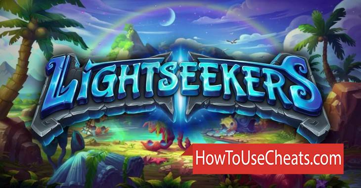 Lightseekers how to use Cheat Codes and Hack Gold and Stones