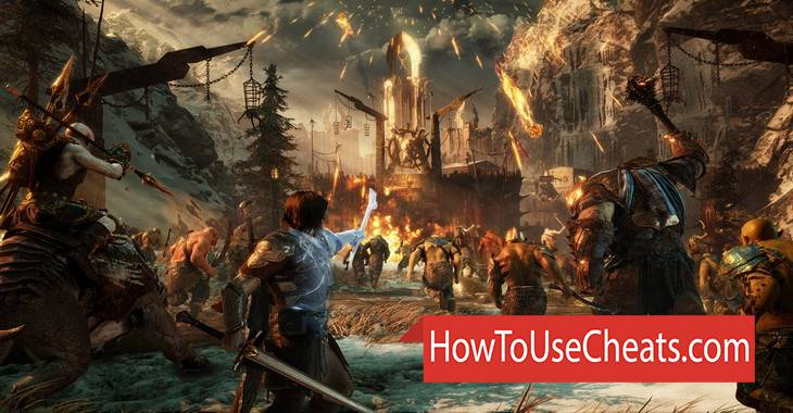 Middle-earth: Shadow of War how to use Cheat Codes and Hack Money and Gems