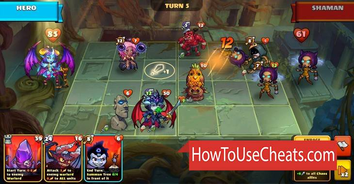 Mighty Party how to use Cheat Codes and Hack Gold and Gems