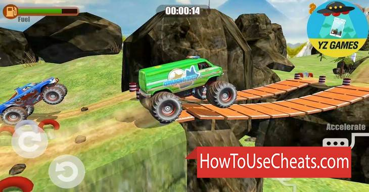 MMX OffRoad Hill Racing how to use Cheat Codes and Hack Coins and Cars