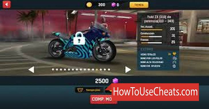 Moto Rider In Traffic how to use Cheat Codes and Hack Gold and Experience