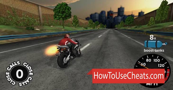Motorcycle Rider how to use Cheat Codes and Hack Money, Bikes and Dollars