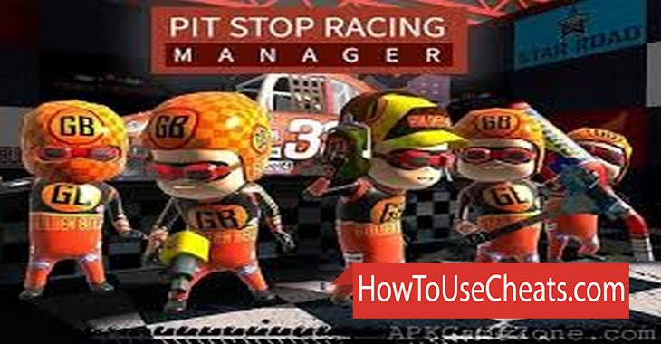PIT STOP RACING : MANAGER how to use Cheat Codes and Hack Money, Experience and Gold