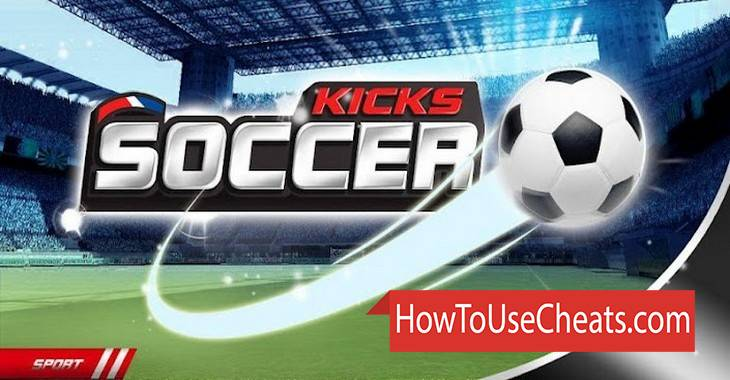 Soccer Kick how to use Cheat Codes and Hack Money