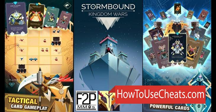 Stormbound: Kingdom Wars how to use Cheat Codes and Hack Carts