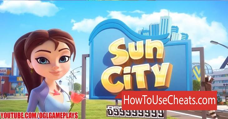 Sun City: Green Story how to use Cheat Codes and Hack Coins and Lives