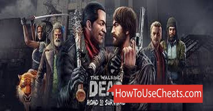 The Walking Dead: Road to Survival how to use Cheat Codes and Hack Gold