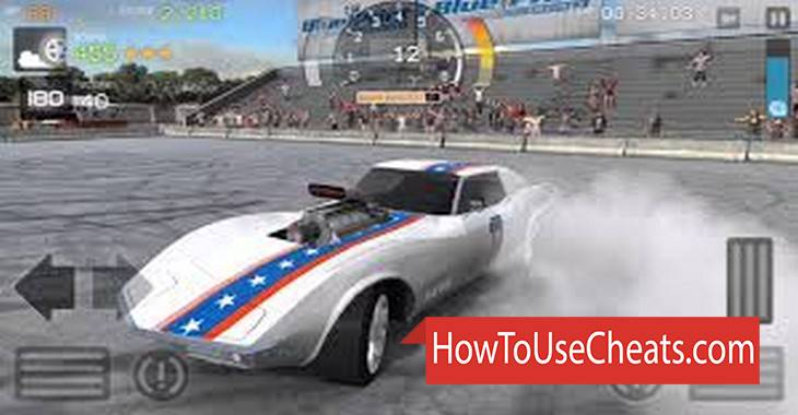 Torque Burnout how to use Cheat Codes and Hack Points