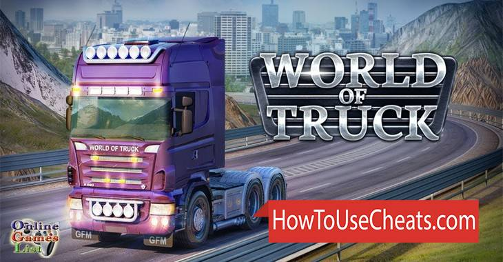 World of Truck: Build Your Own Cargo Empire how to use Cheat Codes and Hack Money and Gold