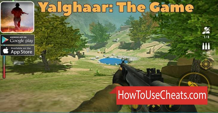 Yalghaar: The Game how to use Cheat Codes and Hack Money, Armor and Grains