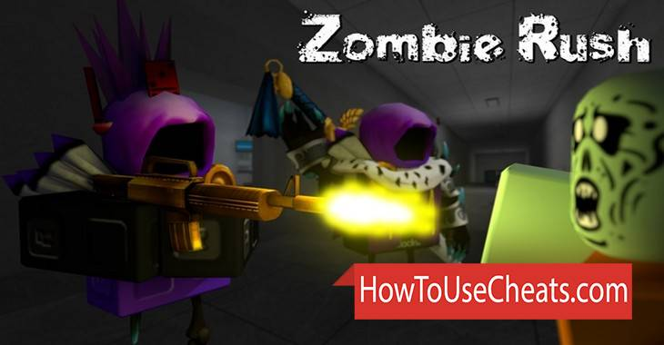 Zombie Rush how to use Cheat Codes and Hack Potions and Gems