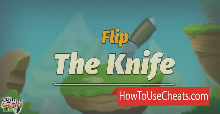 Flip the Knife PvP Challenge how to use Cheat Codes and Hack Coins and Tickets
