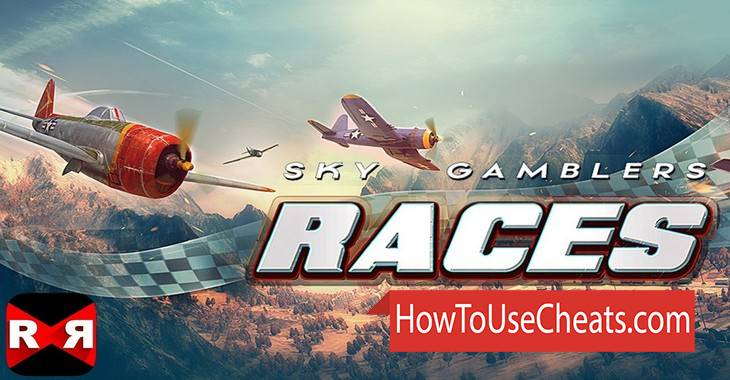 Sky Gamblers: Races how to use Cheat Codes and Hack Money