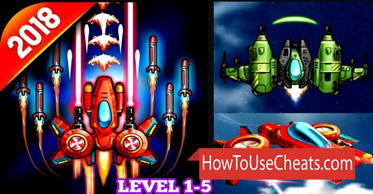 Space X Galaxy War how to use Cheat Codes and Hack Coins and Gems