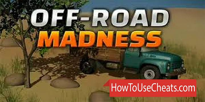 Offroad Madness how to use Cheat Codes and Hack Money